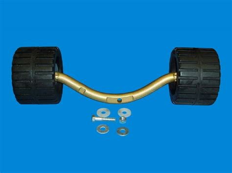 boat trailer wobble roller kit boat trailer accessories wobble roller shaft assembly