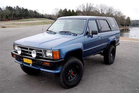 89 Toyota 4runner 89 Toyota 4 Runner