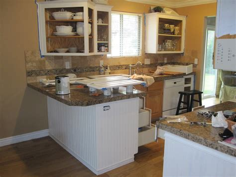 kitchen cabinets repainted repainting kitchen cabinets stunning distressed kitchen