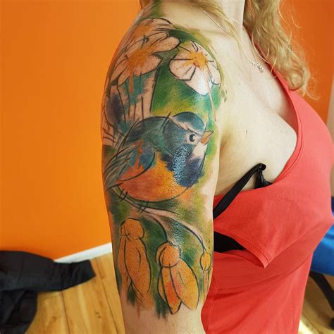 watercolor tattoo last 130 best watercolor designs meanings unique