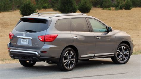nissan pathfinder 2017 review 2017 nissan pathfinder