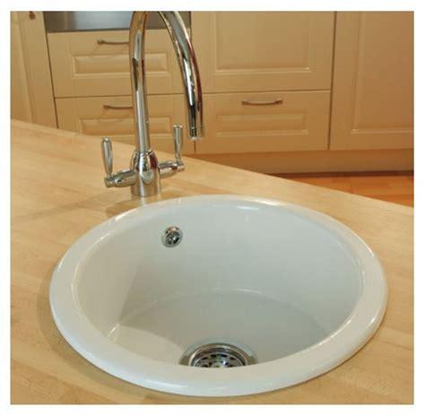 round kitchen sinks shaws classic round sink sinks taps com