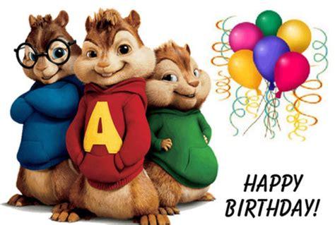 Happy Birthday Alvin Chipmunks Mp3 Download   alvin and the chipmunks happy birthday mp3 free download