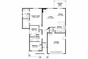 Home Floorplan Craftsman House Plans Logan 30 720 Associated Designs