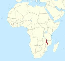 Malawi Africa Map by File Malawi In Africa Mini Map Rivers Svg Wikimedia