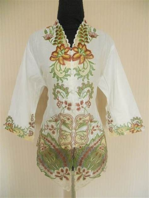 Kebaya Encim 20 59 best kebaya bordir images on kebaya indonesia kebaya lace and kebaya brokat