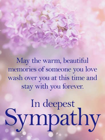 thank you for the comforting words stay with you forever sympathy card birthday