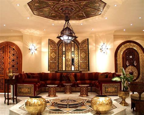 een woonkamer in arabische stijl makeover nl