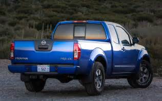 Nissan Frontier 2012 2012 Nissan Frontier Reviews And Rating Motor Trend