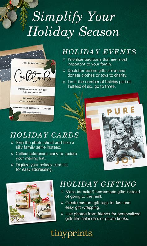 free download simplify your holiday with these printable simplify your holiday season with these helpful tips
