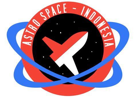 membuat logo png photoshop membuat logo simpel astro space indonesia