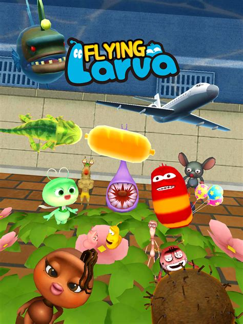 game android larva mod flying larva android apps on google play