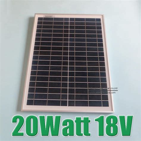 Solar Panel Polykristalin Sinyoku 20wp polycrystalline silicon solar panel used for 12v photovoltaic power home system gd traders