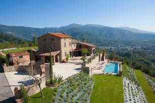 Water View House Plans la limonaia villa in tuscany italy sleeps 10 lucca