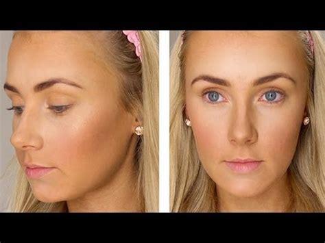 eyeshadow tutorial lauren curtis undereye highlight contour tutorial youtube