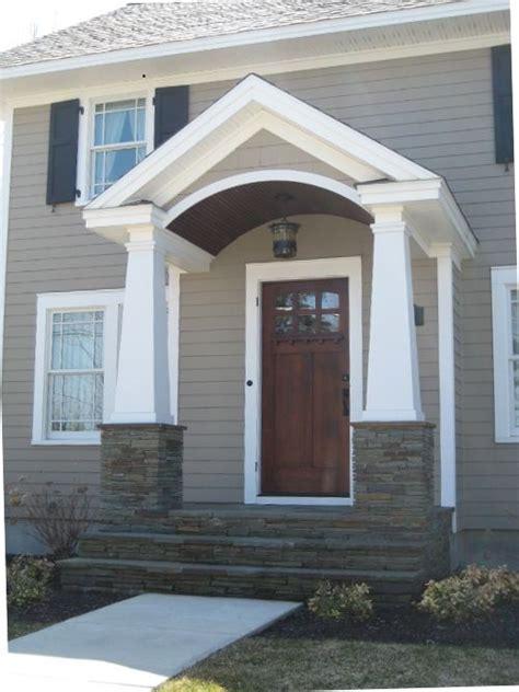 Front Door Pillars 25 Best Ideas About Porch Pillars On Front Porch Remodel Front Porch Posts And