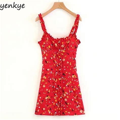 bj 8911 pink flower dress aliexpress buy vintage summer dress 2018 sweet