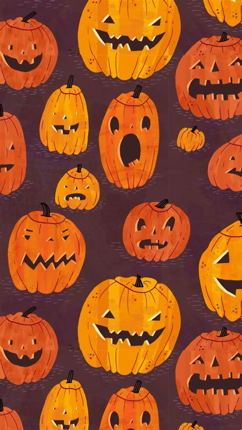 Happy Hallowen Iphone Semua Hp wallpaper iphone 6 plus wallpapersafari