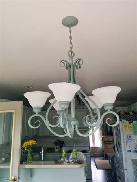 Its Our House Now by Beautiful Chandelier Redo Our House Now A Home