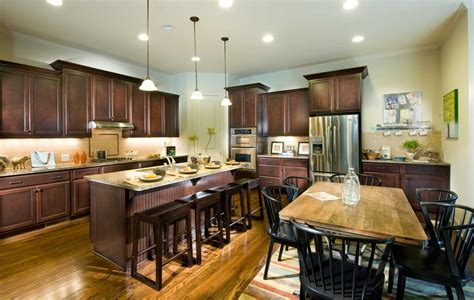 model home kitchens 10 decorating ideas spotted in a model home hooked on
