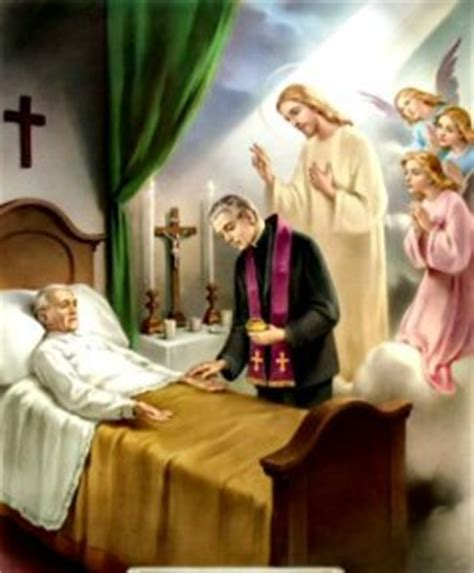 when does anointing of the sick cause physical healing