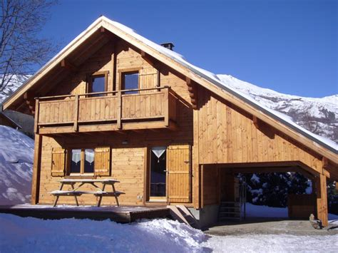 the ski house snug ski chalet in the french alps small house bliss