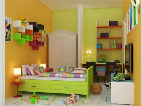 kids room interior bangalore ghar planner leading house plan and house design