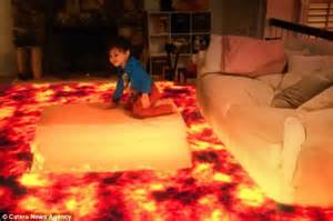 home design lava game dreamworks animator dad makes adorable 3 year old son s superhero dreams come true with a little