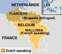 belgium language map understanding global cultures of minnesota duluth