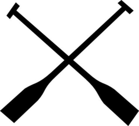 row the boat oar minnesota rowing oars clip art at clker vector clip art online