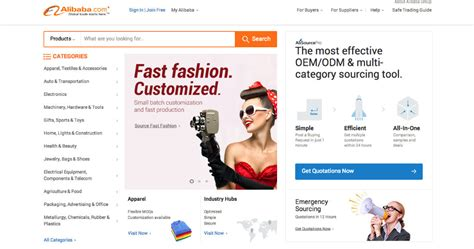 alibaba online sourcing things differently the world of alternative
