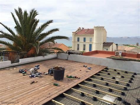 Terrasse Sur Le Toit by Quelques Astuces Pour Faire Un Toit Terrasse 224 Marseille