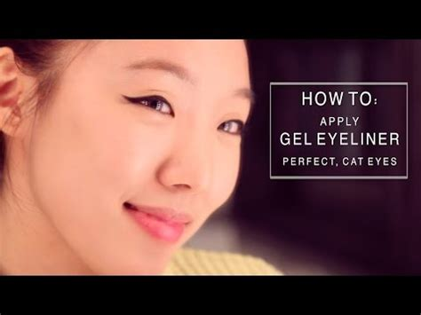 winged eyeliner tutorial asian how to apply eyeliner for asian eyes monolids how to