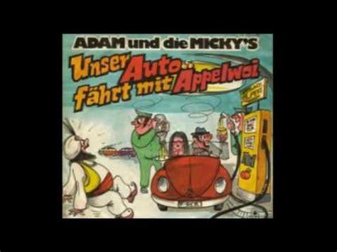 Auto Fährt Mit Müll by Adam Und Die Mickys Unser Auto F 228 Hrt Mit 196 Ppelwoi