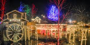december in pigeon forge christmas events activities