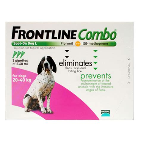 frontline plus for dogs 45 88 lbs frontline plus for dogs buy frontline plus flea tick preventative treatment