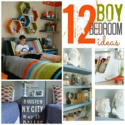 Ideas For Boys Bedrooms Boys 12 Cool Bedroom Ideas Today S Creative Life