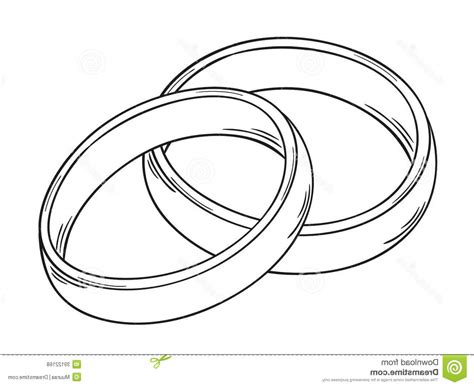 how to draw wedding rings wedding ring drawing caymancode