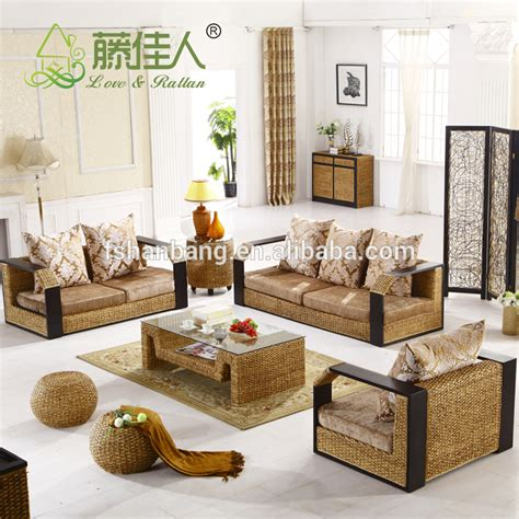 Seagrass Sectional Sofa Refil Sofa Seagrass Living Room Furniture