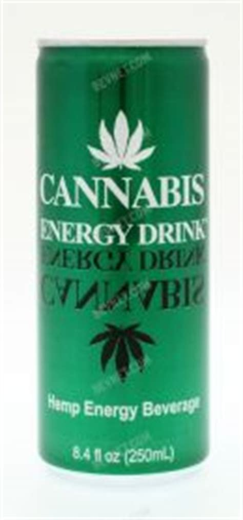 Cannabis Light Drink by Cannabis Energy Drink Bevnet Product Review