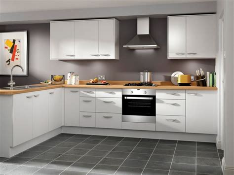 Kitchen Slab Design Dakota White Slab Kitchen Wickes Co Uk
