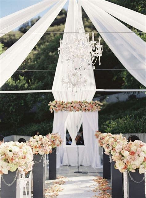 wedding aisle draping 124 best images about wedding arches trellises huppas