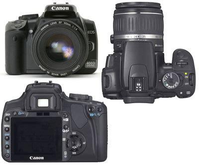 Kamera Canon Dslr Eos 400d caon eos 400d harga kamera canon 400d lemoot
