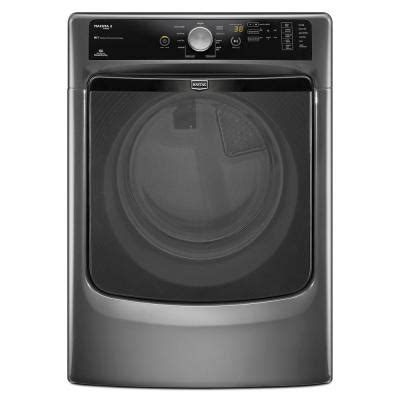 maytag maxima x 7 4 cu ft gas dryer with steam in