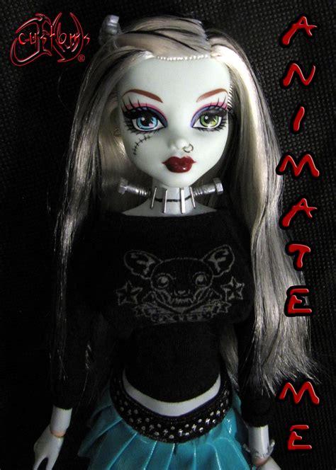 dan quayle anatomically correct doll frankie stein custom ooak doll slideshow animation by