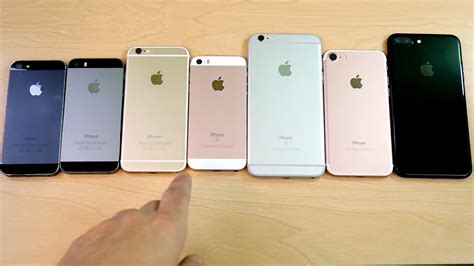 should i buy iphone 5 iphone 5s iphone 6 iphone 6s iphone se iphone 7 or iphone 7 plus