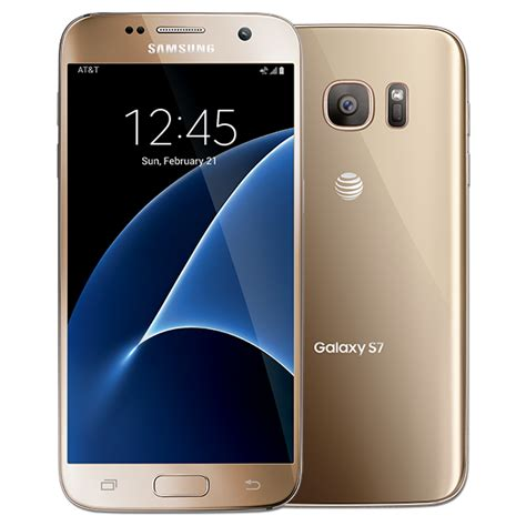 Att Phone Lookup Samsung Galaxy S7 32gb At T Gold Platinum