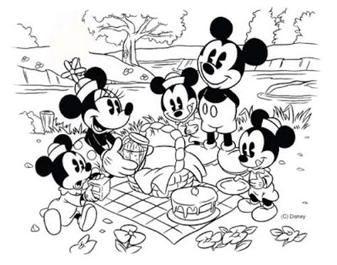 mickey mouse train coloring pages disney coloring pages mickey mouse and kids kids