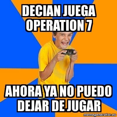 Kid Gamer Meme - meme annoying gamer kid decian juega operation 7 ahora