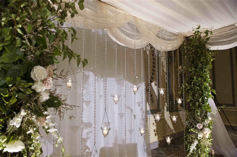 Wedding Ceremony Structure by Ceremony D 233 Cor Photos Chuppah Decorations